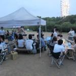 手ぶらでBBQ!「とある酒豪の集い」葛西臨海公園 バーベキュー広場