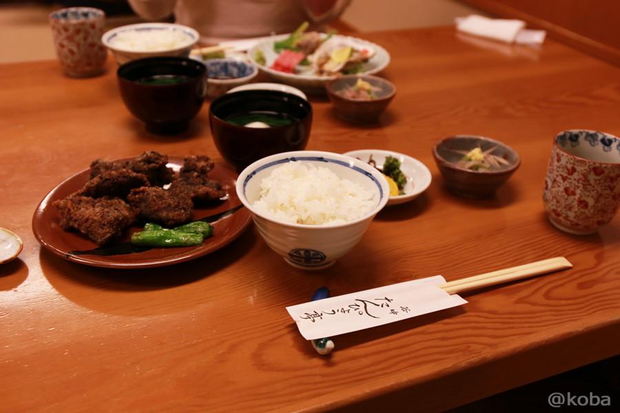 05たんぴょう亭 鮪竜田揚げ定食 和食ランチ