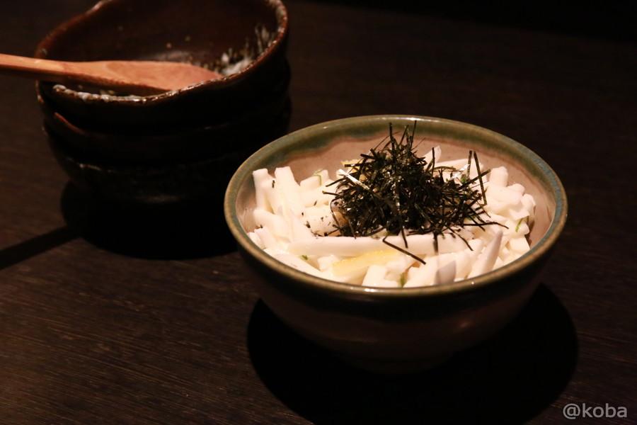 09鎌ヶ谷 シロマル 山芋千切り柚子風味