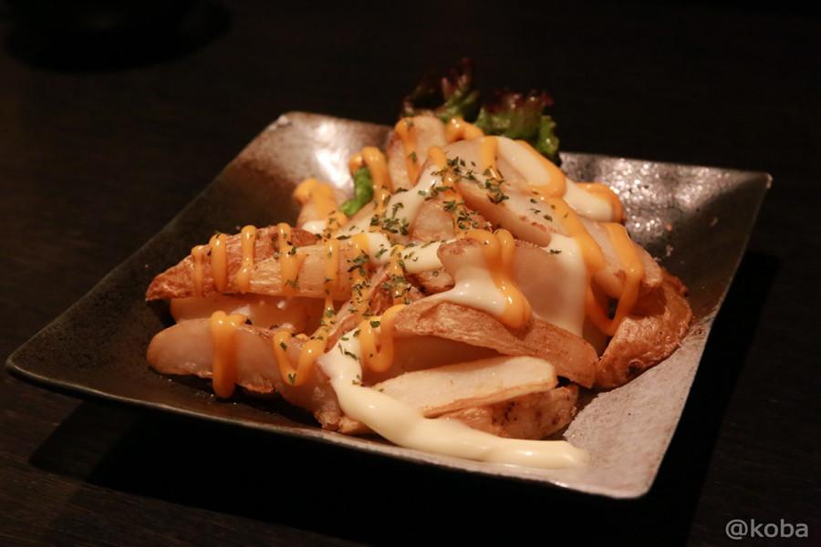 08鎌ヶ谷 シロマル ダブルチーズポテトフライ