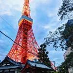 HDR 朝の東京タワー 0530