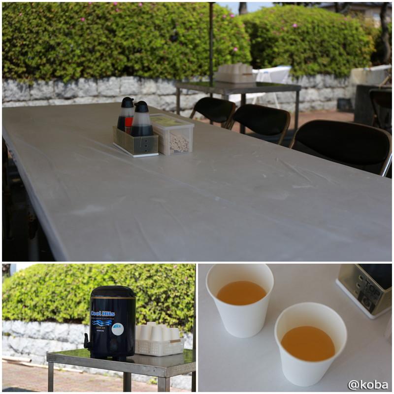 07 どんぶりハウス お茶セルフ