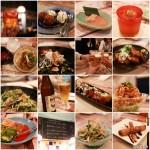 四ツ木「ハマるイカスミ焼きそば」 ヨツギボシ (YOTSUGI☆) 沖縄そば 創作料理