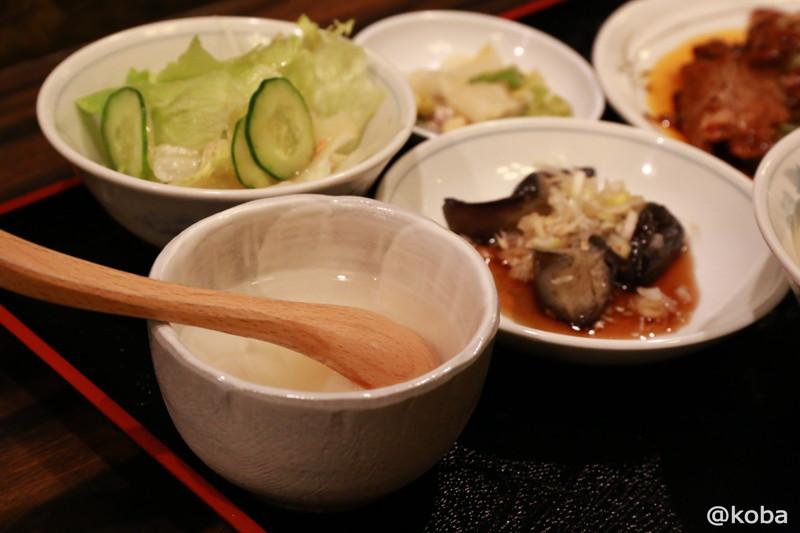 09 新小岩 ランチ 大三元 肉キャベツ味噌炒め定食