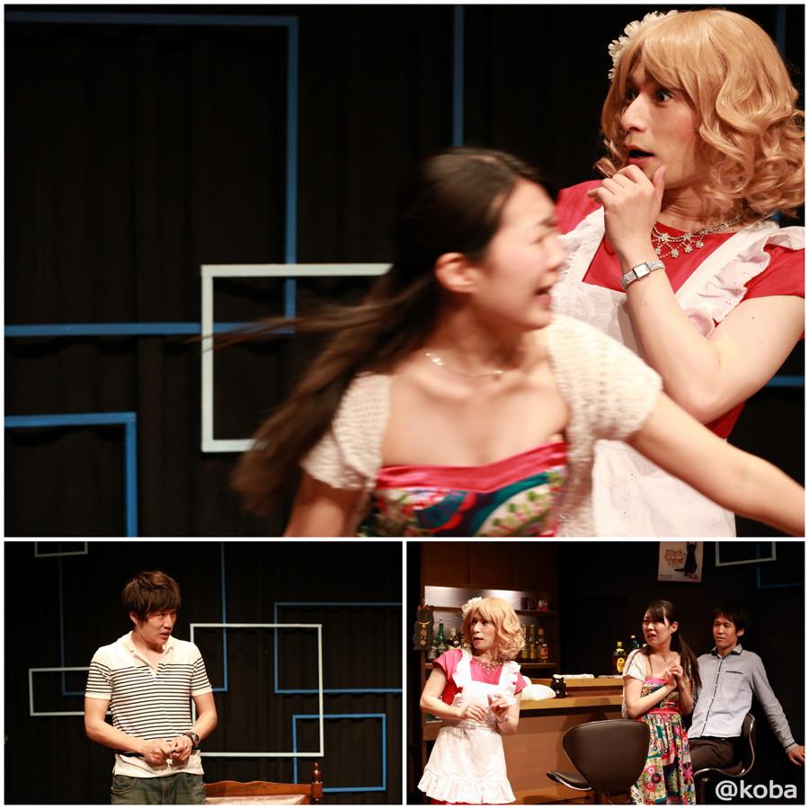 12 劇団蝶能力 「さかさまの恋」