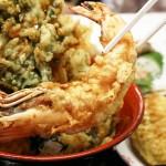 九十九里「豪快な天丼!」 漁師料理の店 ばんや