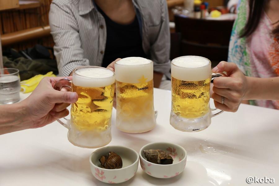 05 サッポロビールで乾杯