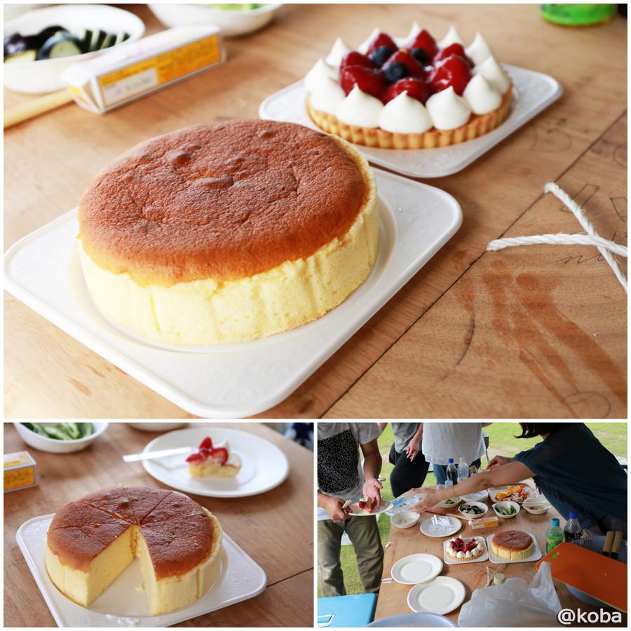 13 差し入れ☆ケーキ
