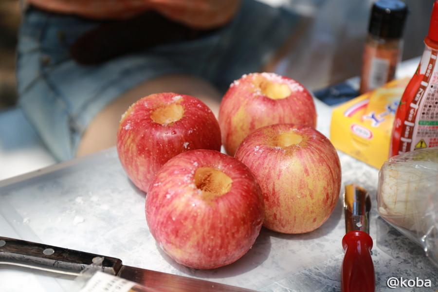 09 焼きリンゴ