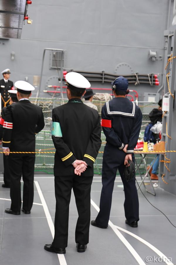 03 観艦式2015 「艦名 とね」船越岸壁(横須賀)