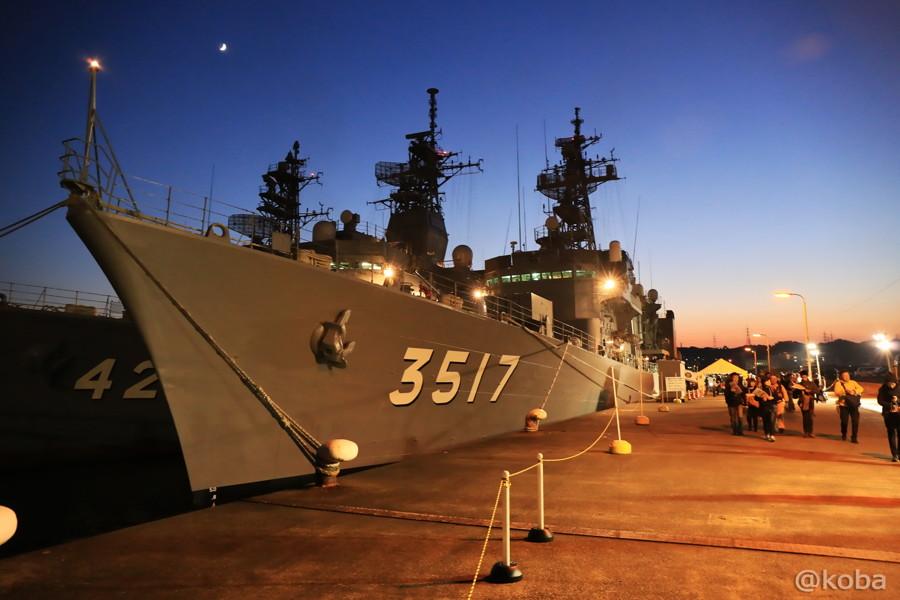 25 観艦式 下船