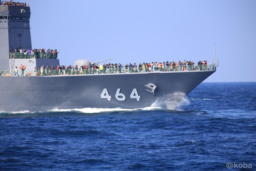 30 観艦式 464ぶんご