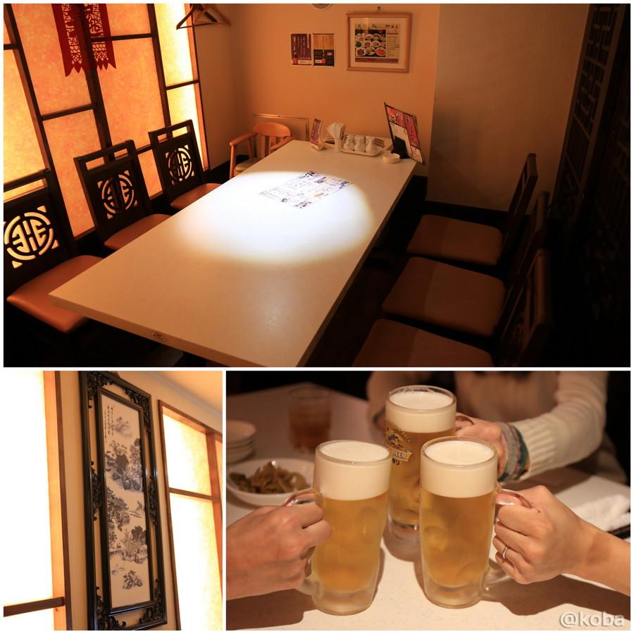 04 生ビール 乾杯~♪