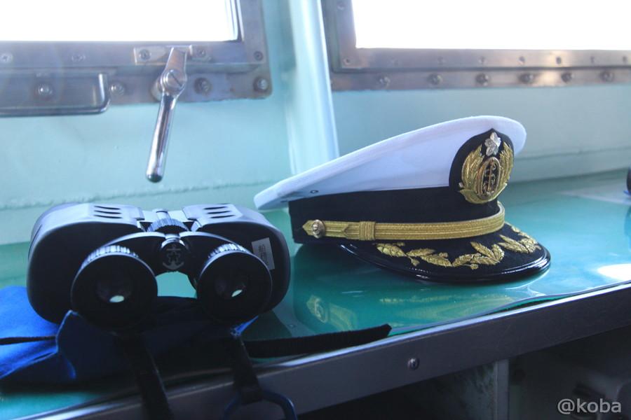 13 観艦式 操縦室
