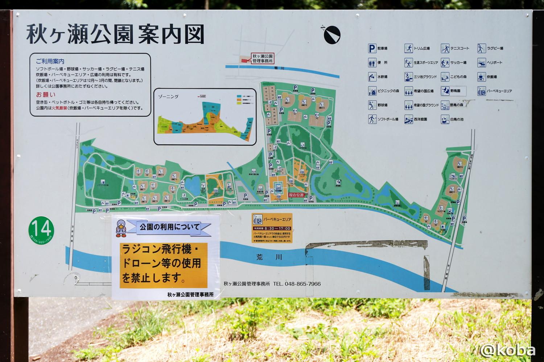 02 秋ヶ瀬公園案内図 2