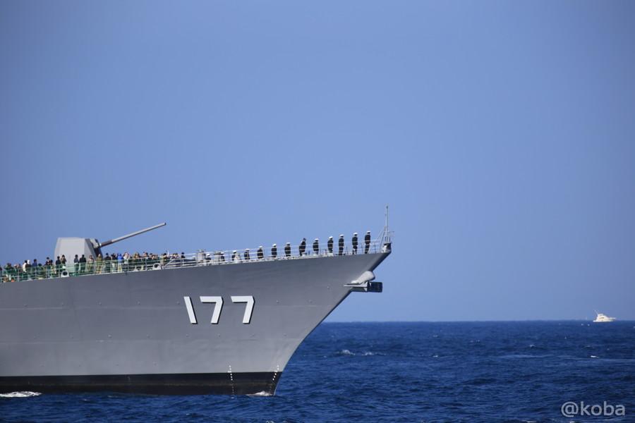 03 観艦式 177あたご