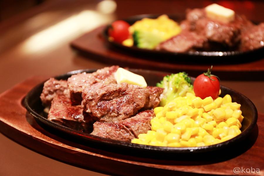 06 肉の村山 新小岩店 Texasステーキ 400g