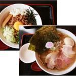 小岩めし 「あっさり中華そば」 麺's DINING 036 (ゼロ サン ロク)