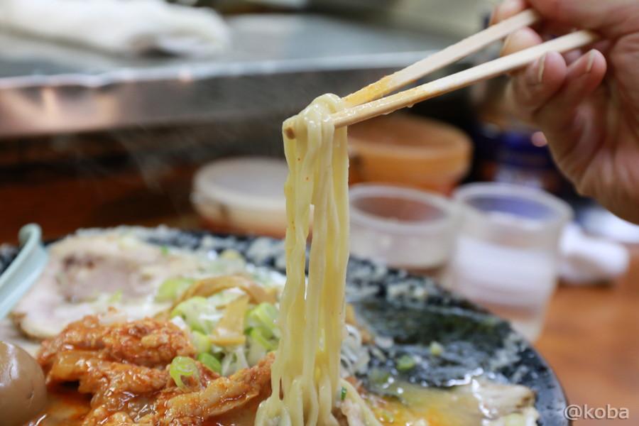 06平打ち麺