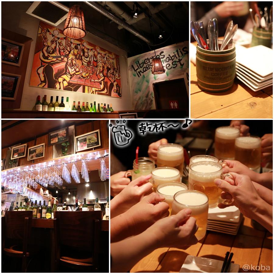 03生ビール(キリンハートランド)で乾杯
