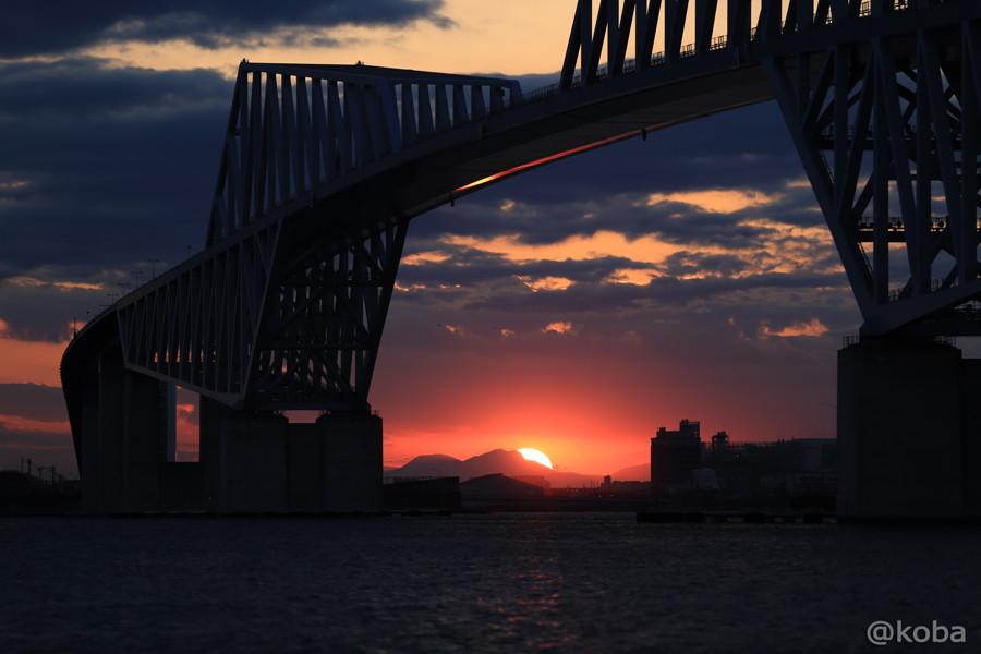 07若洲公園 東京ゲートブリッジ