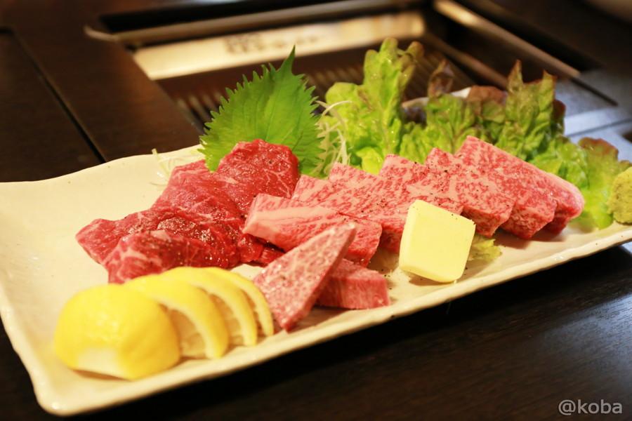 08小岩 焼肉市場 松阪牛 サーロイン ランボソ