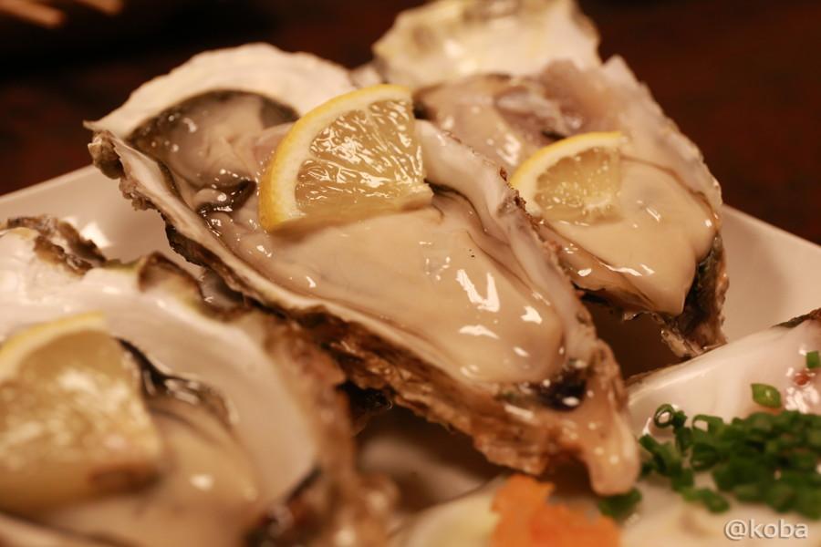 07新小岩 牡蠣(北海道 昆布森・三陸 赤崎・長崎 小長井)