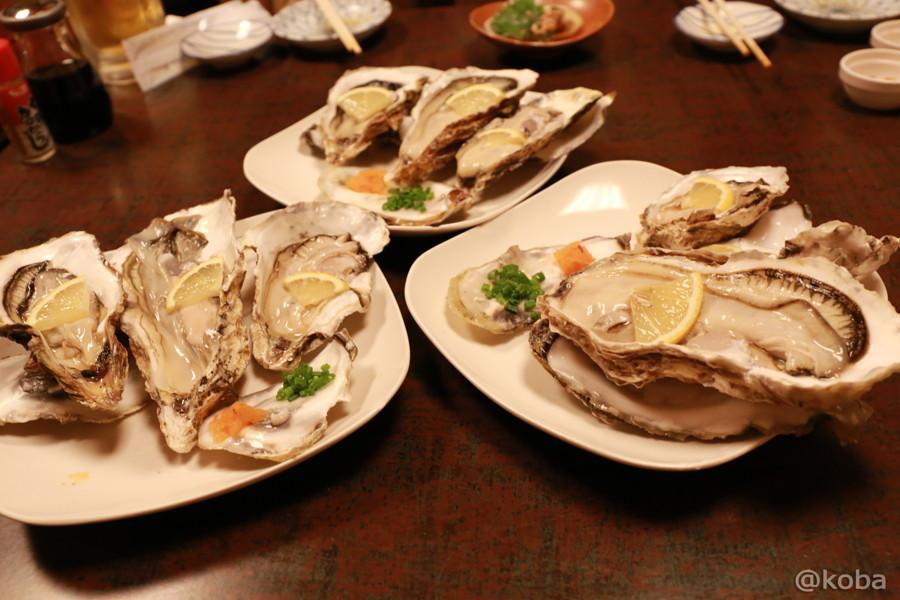 06新小岩 伍市 生牡蠣