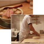 八丁堀めし 「注文してから、麺を粉から打ってくれる!」 麺や 七彩 (めんやしちさい)