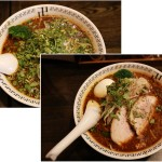 西葛西めし 「後引くパクチーラー麺!」 卍力 (まんりき)
