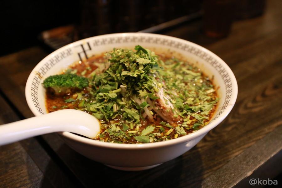 11スパイス・パクチーラー麺