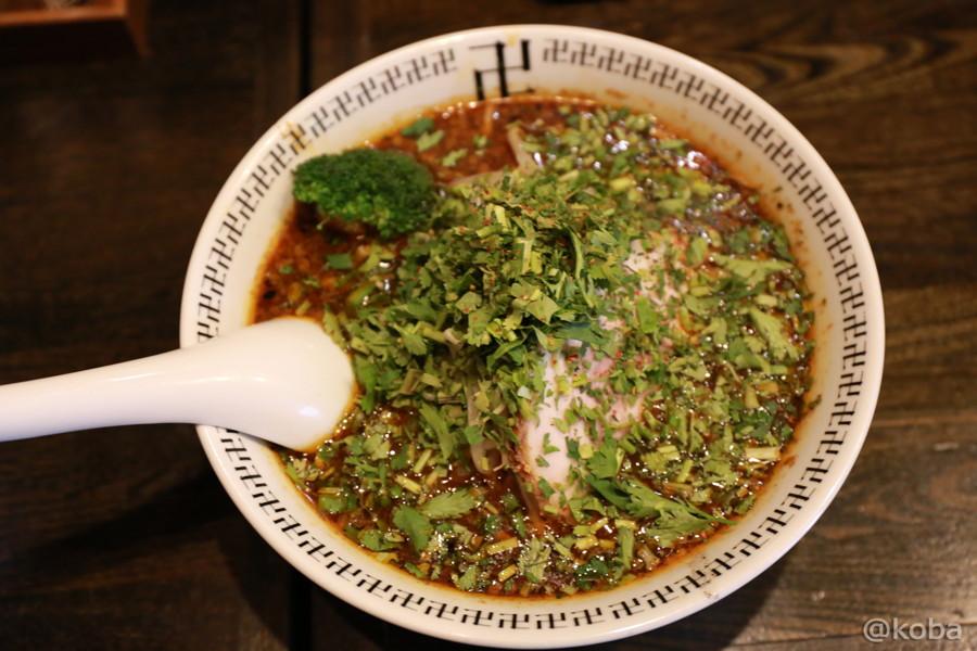 10スパイス・パクチーラー麺