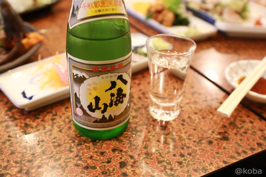 11日本酒 八海山
