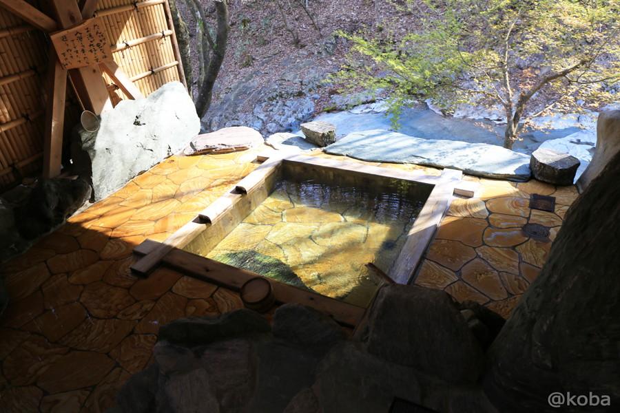 26美郷館 貸切風呂 宝泉の湯 檜風呂