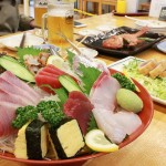 保田漁港「千葉の地魚!南房総グルメ・漁師料理」 ばんや本館