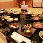 たんげ温泉 美郷館 「夕食♪」 お料理控え目プラン