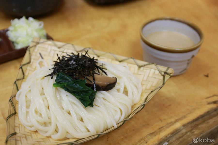 大ざる ごま汁うどん (数量限定) 水沢うどん 大澤屋 第一店舗 伊香保