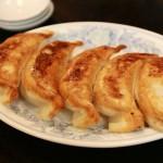 小岩「美味い!老舗のたれなし餃子♪」 中華料理 永楽 (えいらく)
