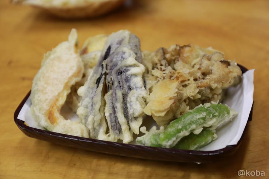 残念だった美味しくない天婦羅。 舞茸と野菜天ぷら 756円水沢うどん 大澤屋 第一店舗 伊香保