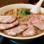 新小岩「煮干だし 肉そば・限定そば(酸辣湯麺)」 ラーメン 一颯(いぶき) IBUKI