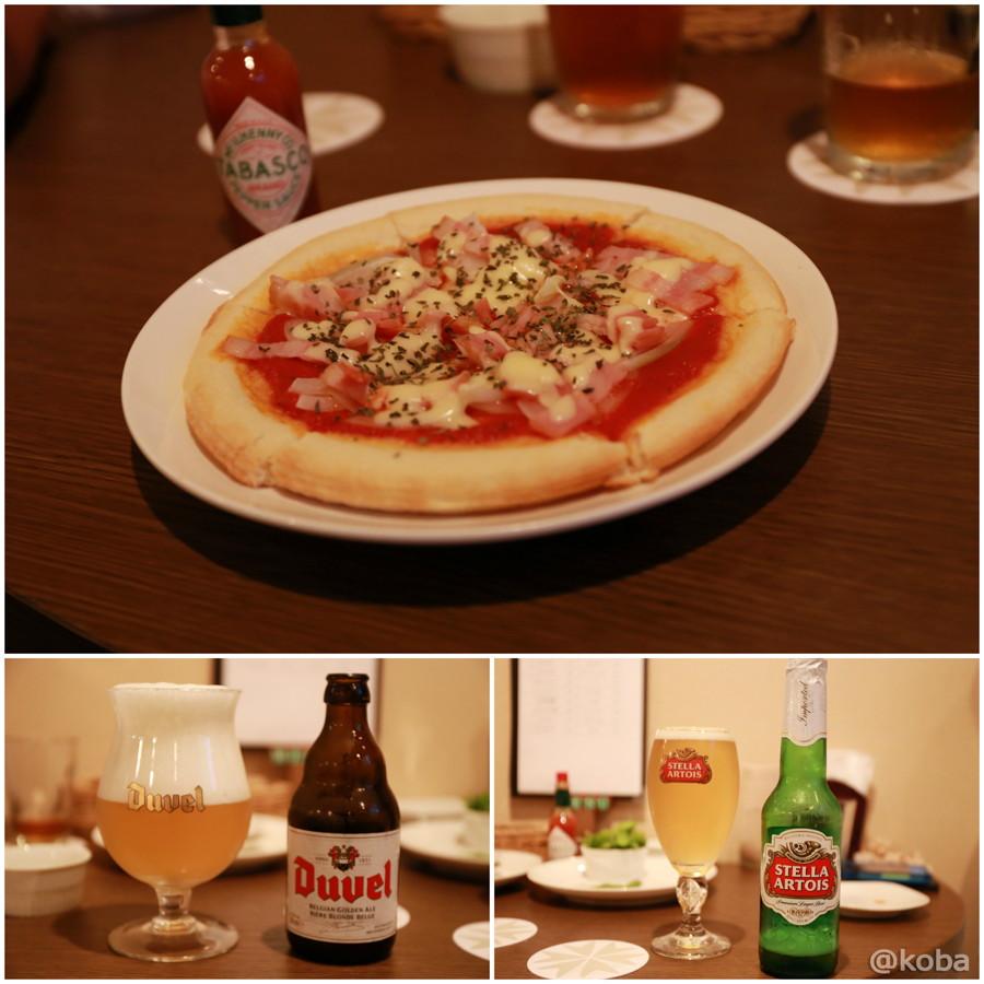 11ピザ デュベル ステラ・アルトワ