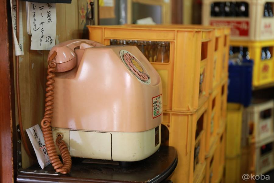 14ダイヤル式ピンクの電話 堀切 きよし