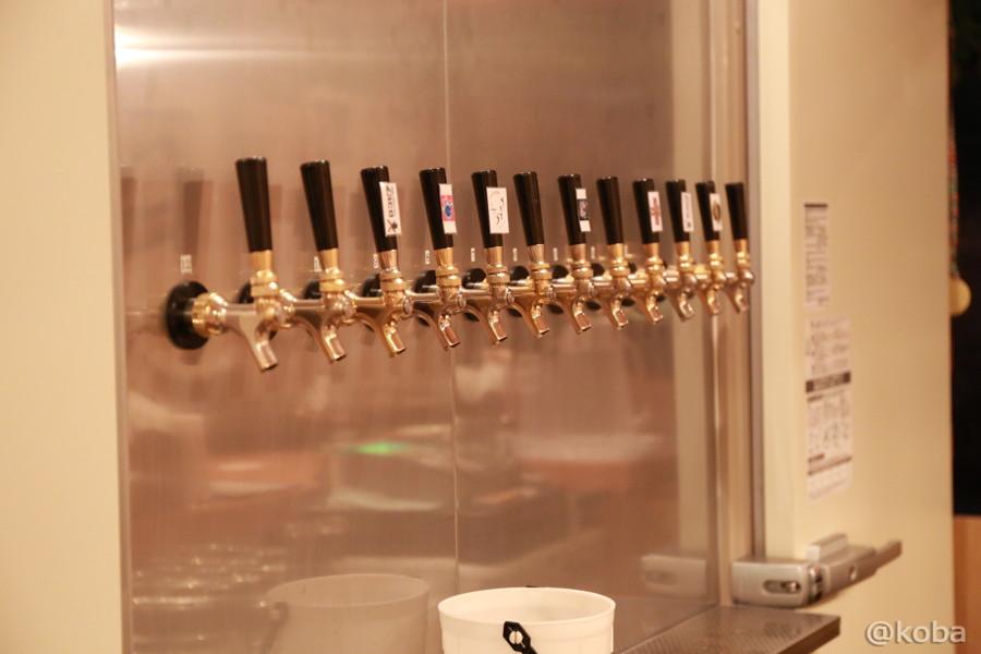 タップ12本 新小岩 ビールバー クラウド (Beer Bar CROWD)