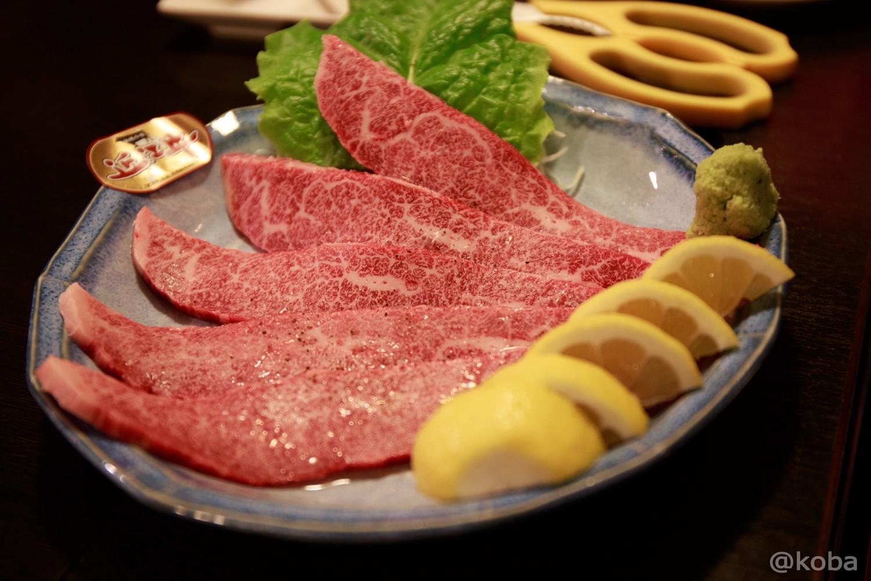 10近江牛 ササミ 小岩 焼肉市場 2号店_koba-photo-blog