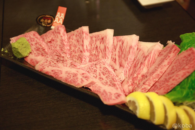 17 山形セレクション BMS12 サーロイン 小岩 焼肉市場 2号店│こばフォトブログ
