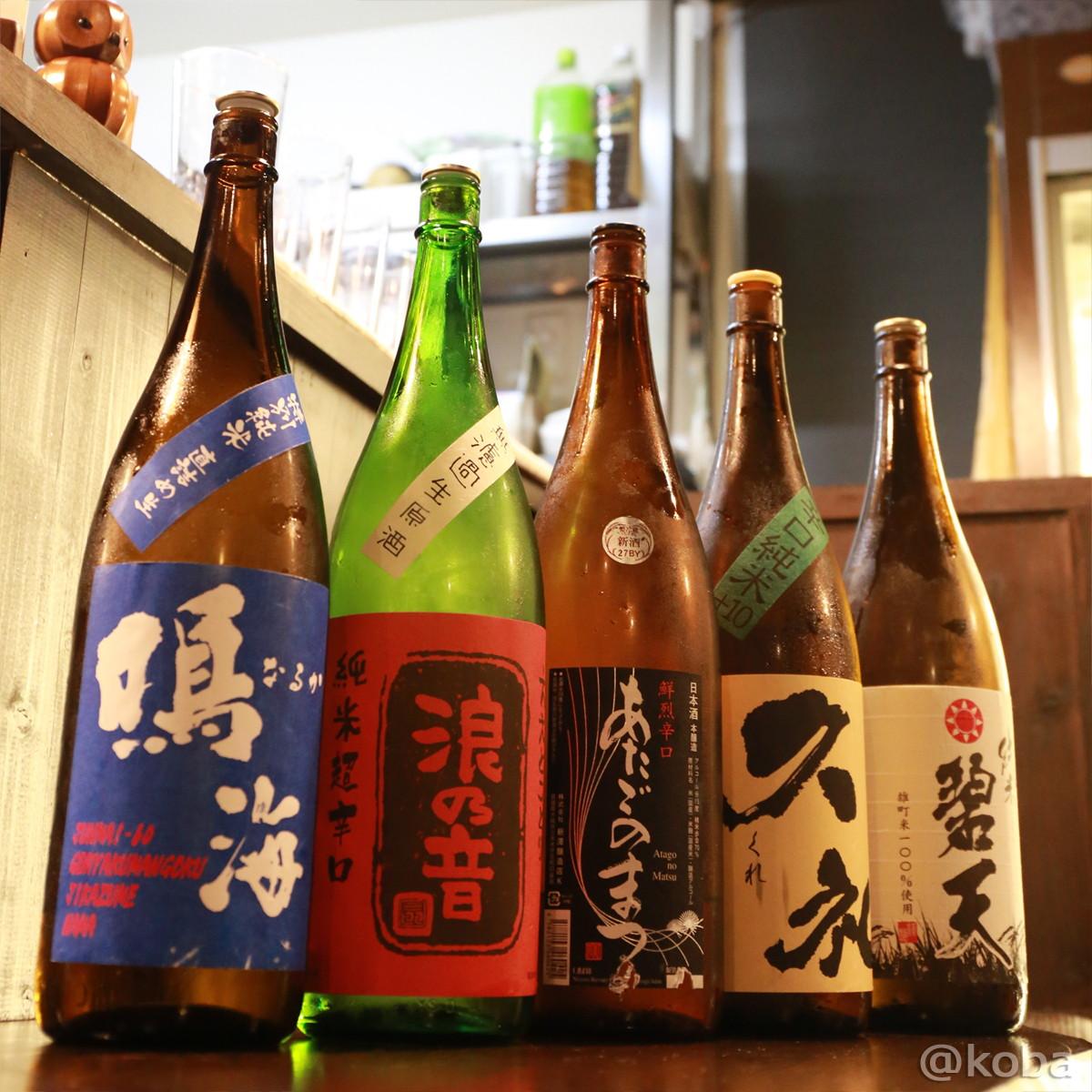 00小岩 六人衆 koiwa rokuninshuu 日本酒のお店
