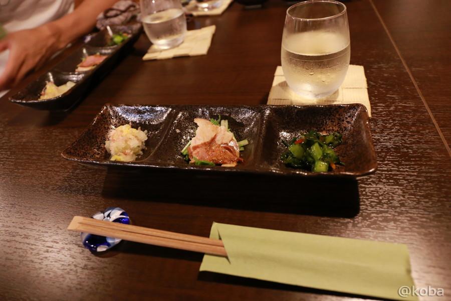 07日本酒に合うお通し! 小岩 六人衆 日本酒のお店