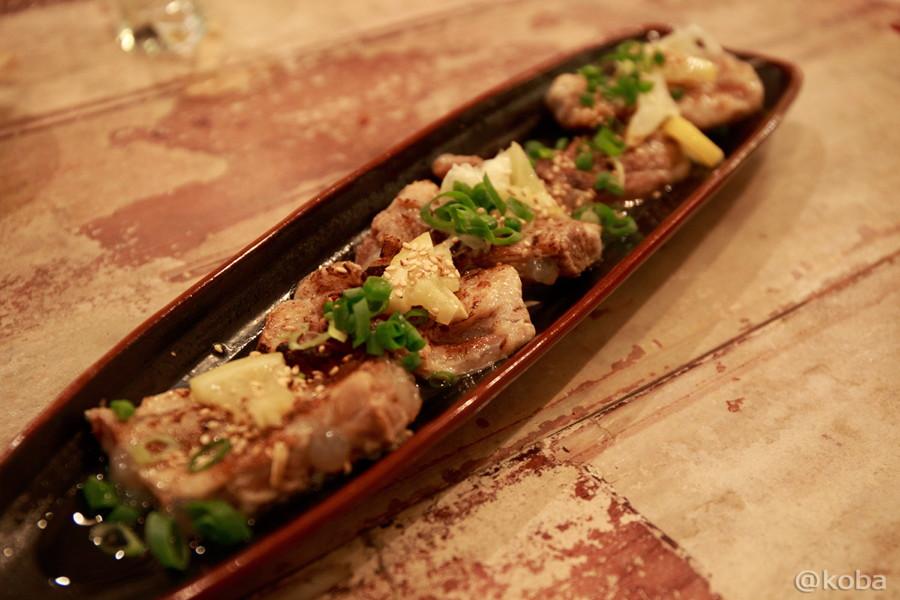 塩ソーキ煮 ヨツギボシ 四つ木 沖縄料理