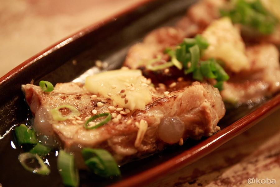 塩ソーキ煮 ヨツギボシ 四つ木 沖縄料理│こばフォトブログ