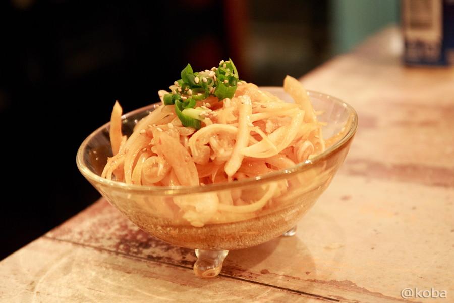 ミミガー(ピリ辛) ヨツギボシ 四つ木 沖縄料理